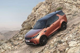 Land Rover представя в пълни детайли Discovery