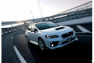 Subaru WRX S4 tS : Само за Япония
