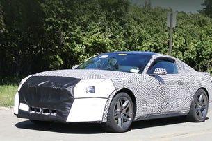 Готвят нова оптика и подобрено оборудване за Ford Mustang