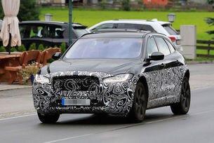 Jaguar J-Pace: Това е първият E-SUV на марката