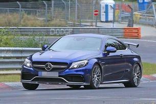 Mercedes-AMG C 63 R Coupe: Още един наточен вариант