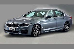 Така ще изглежда новото поколение на BMW Серия 5