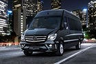 Ето го Brabus Mercedes Sprinter Conference Lounge