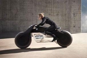 BMW представи мотоциклета на бъдещето