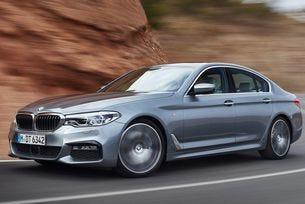 BMW представи новото поколение на Серия 5