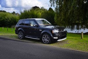 Above and Beyond. Vilner's 20th Anniversary RR Sport