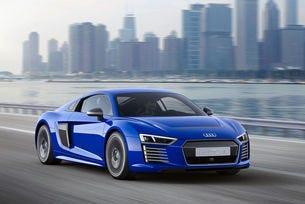 Защо Audi спря производството наR8 E-Tron