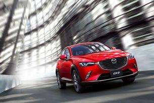 """Mazda обнови """"двойката"""" и кросоувъра CX-3"""