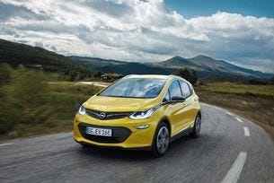 Autobest 2016 отличи Opel Ampera-e и Opel Group