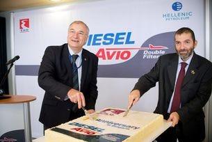 Бензиностанции ЕКО отпразнуваха една година AVIO Diesel
