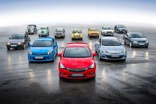 Opel Kadett празнува своя 80-годишен юбилей
