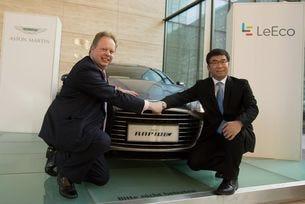 Aston Martin и LeEco правят общ електромобил