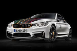 BMW M4 DTM Champion Edition струва 148 500 евро