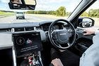 Jaguar Land Rover разработва автономни технологии