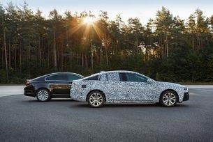 Изцяло новият Opel Insignia в последна фаза на разработване