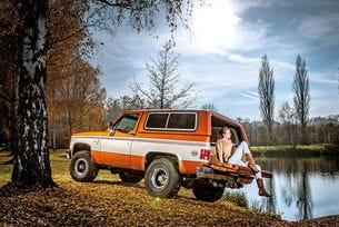 Chevrolet Blazer K-5