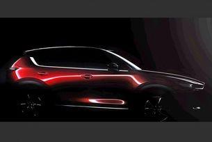 Mazda намеква за ново поколение на кросоувъра CX-5