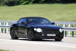 Bentley Continentl GTC става по-широк и по-плосък