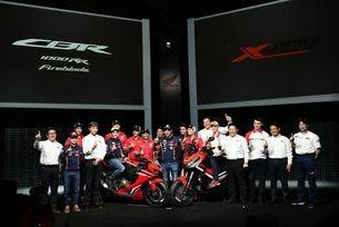 Трима шампиони и куп звезди представят Honda X-ADV