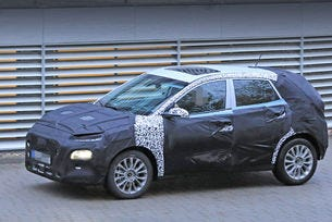 Малкият Hyundai B-SUV ще се позиционира под Creta