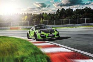 Techart GT Street R доработи Porsche 911 Turbo