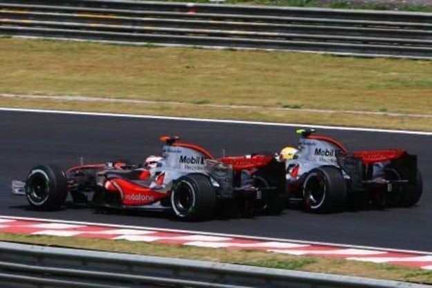 McLaren & Алонсо