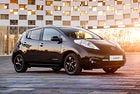 Nissan представи специална версия на електромобила Leaf