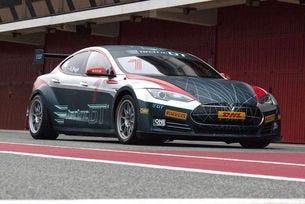Tesla Model S GT готов за електрическата GT-серия