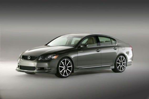 Lexus: Специално от SEMA