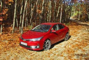 Toyota Corolla Anniversary Edition