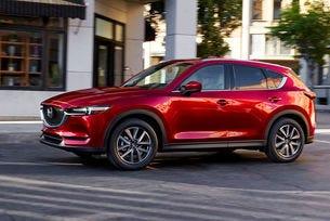 Mazda представи новото поколение на CX-5