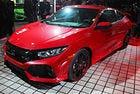 Honda представи прототип на спортната версия на Civic