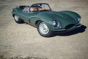 Jaguar  XKSS прави световния си дебют в Лос Анжелис