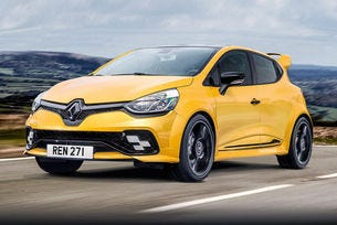 Renault сложи край на проекта на  Clio R.S.16 с 275 к.с.