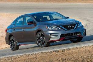 Nissan Sentra Nismo: 190 к.с. за компактния седан