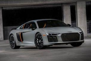 Audi R8 V10 Plus Exclusive Edition: 25 спецколи за USА