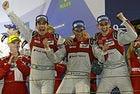 Audi каза сбогом на WEC с победа