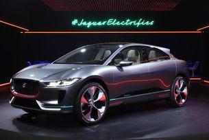 Jaguar ще произвежда електрическия I-Pace в Австрия