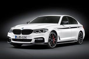 BMW Серия 5 получи опции от M Performance