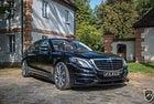 Mercedes S-класа: студиото ART облагородява Benz