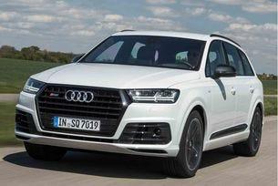 """""""Прогрес чрез техника """" – слоганът на Audi изглежда особено актуален, когато става дума за технологичното чудо SQ7 TDI."""