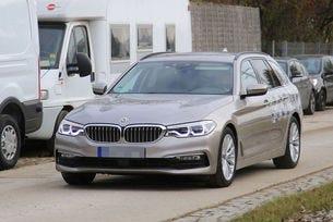 BMW Серия 5 Touring (G31): Комбито идва през 2017