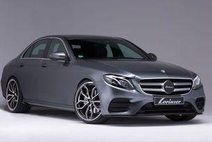 Mercedes E-класа на Lorinser: Стайлинг и още мощност