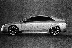 Lucid Motors Atvus гони Tesla по автономен пробег