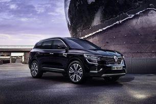 Renault Koleos Initiale Paris разкрива повече подробности