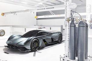 Aston Martin разкри подробности за модела AM-RB 001