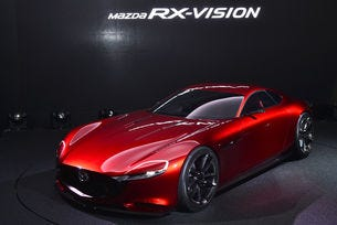 Mazda няма да прави спортен модел с роторен мотор