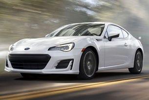 Subaru обнови купето BRZ