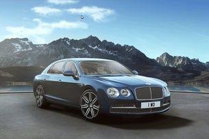 Bentley Flying Spur почита Кралството с лимитирана серия