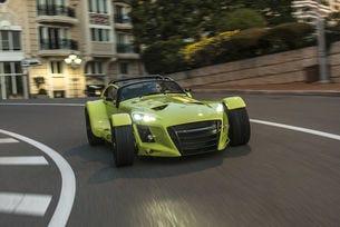 Тиражът на Donkervoort D8 GTO-RS ще бъде увеличен